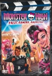 Monster high frights, camera, action! (dvd)