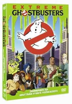 Extreme Ghostbusters - kausi 1 - Vol 1 (2-disc)