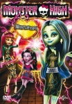 Monster High : freaky fusion (dvd)