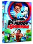 Mr. Peabody and Sherman (dvd)