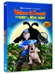 Wallace and Gromit : kanin kirous (dvd)
