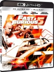 Fast and furious 5 (UHD+blu-ray)