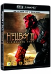 Hellboy II, the golden army (UHD+blu-ray)