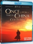 Once upon a time in China : box (4 blu-ray)
