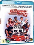 Cannonball run 1 ja 2 box (blu-ray)