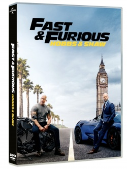 Fast and furious - Hobbs and Shaw (dvd)