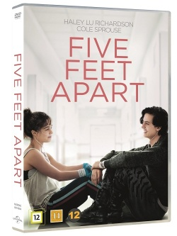 Five feet apart (dvd)