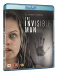 Invisible man (2020) (blu-ray)