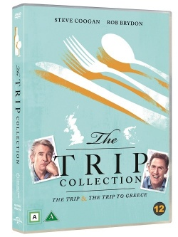 The trip to Greece and The trip : box (dvd)