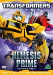 Transformers Prime: Nemesis Prime - Season 2, Vol. 2 (DVD)