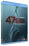 47 meters down : uncaged (blu-ray)