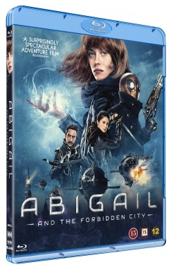 Abigail and the Forbidden City (blu-ray)