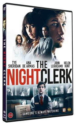 Night clerk (dvd)
