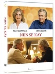 AND SO IT GOES/NIIN SE KÄY (dvd)