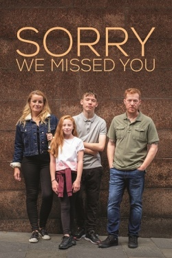 Sorry we missed you (dvd)