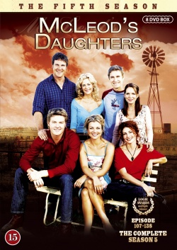 McLeod's daughters : season 5 (8DVD-box)