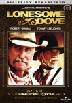LONESOME DOVE - VAAROJEN MAA (DVD)