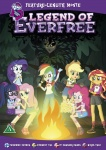 My little pony -  legend of Everfree : Equestrian girls (dvd)