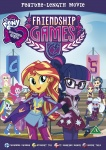 My little pony - Equestria girls : friendship games (dvd)