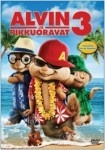 ALVIN JA PIKKUORAVAT 3 - ALVIN AND THE CHIPMUNKS 3 (2011)