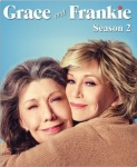 Grace and Frankie : season 2 (dvd)