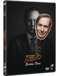 Better call Saul, season 4 (dvd)