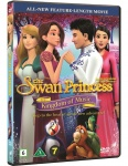 Swan princess, kingdom of music (dvd)